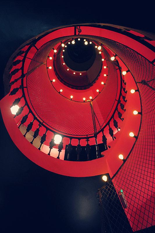 Budapest Stairs