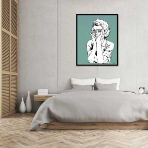 Poster bedroom