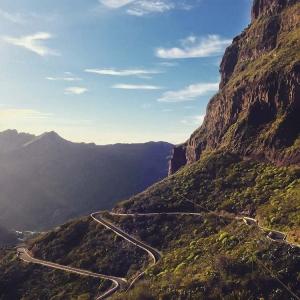 On The Road: Tenerife