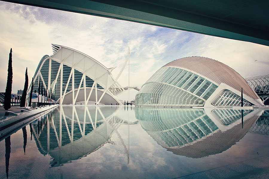 Valencia - The City of Art and Sciences
