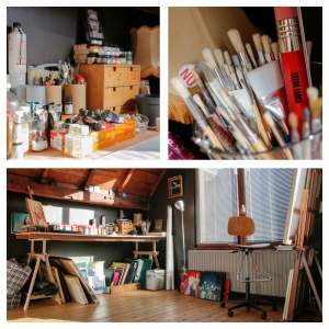 New Studio - Kathleen Steegmans