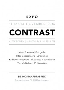 Expo november Antwerpen