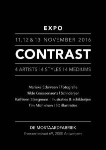 Expo contrast - antwerpen