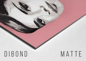DIbond print