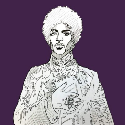 Day 3 Prince Purple Rain