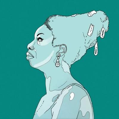Day 4 Nina Simone Turquoise