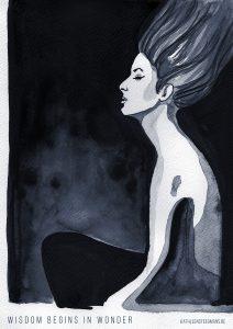 Spiritual art print for sale