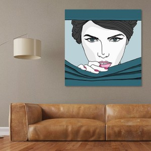 Pop art print te koop
