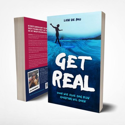 Get Real by Lien - Book Cover