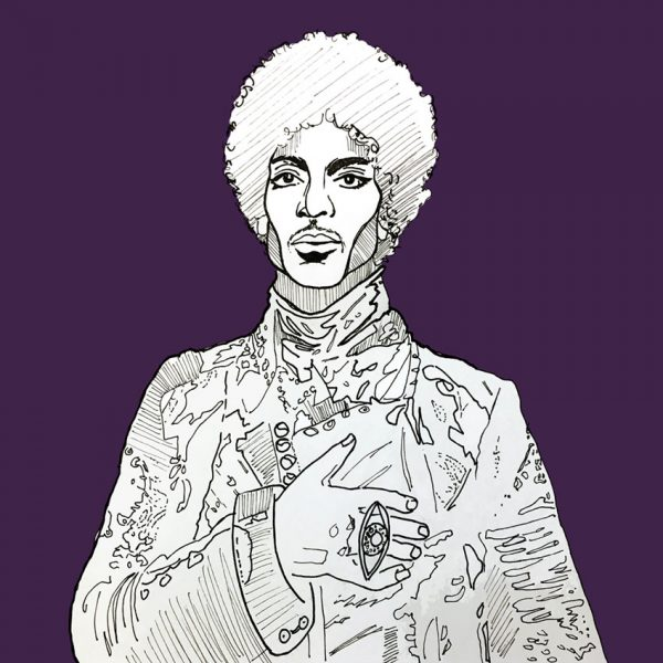 Prince - illustratie