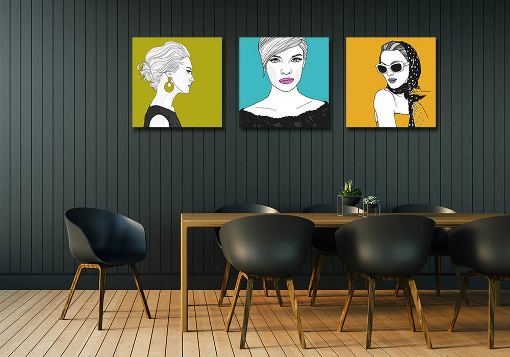 Pop art for you home