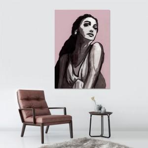 Aphrodite wall art print