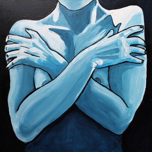 Buy Art Prints - my body & Me