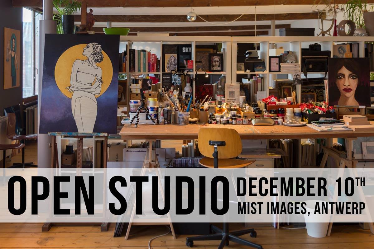 Open Studio 10/12/2017