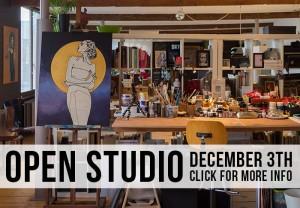 Open atelier 3/12/17 Antwerpen