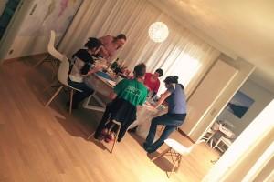 Schilder workshop Antwerpen