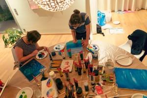 Creatieve workshop antwerpen