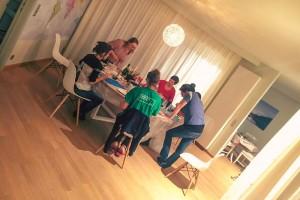 Workshop schilderen in antwerpen