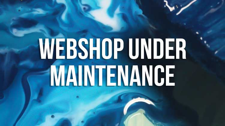 Webshop Under Maintenance