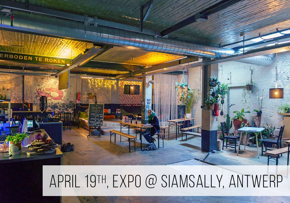 Expo @ SiamSally, April 2018