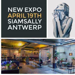 Expo @ SiamSally Antwerpen