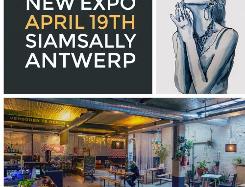 April 19th: Vernissage Expo