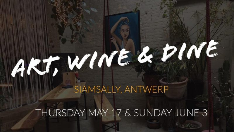 Art, Wine & Dine in Antwerp