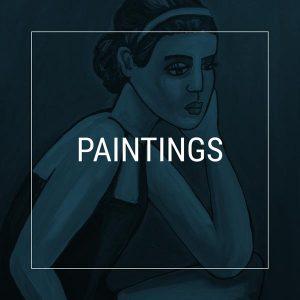 Paintings by Kathleen Steegmans