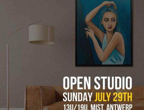 OPEN STUDIO @ MIST, Antwerp