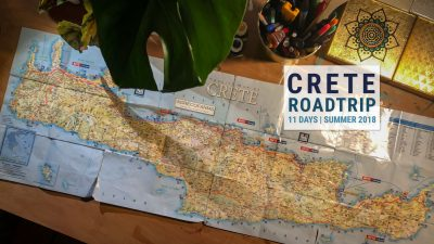 Crete - Roadtrip - Summer 2018