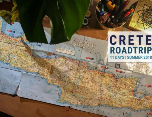 *INSPIRATION* A roadtrip through beautiful Crete, Greece
