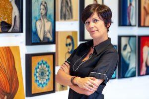 Kathleen Steegmans portret