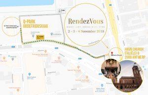 RendezVous Antwerpen - Parking