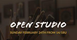 Open atelier 24 februari 2019