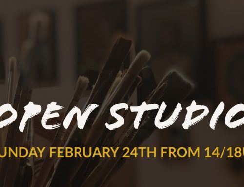Open Studio | February 24th!