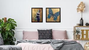 Kunst in huis - Glamour & Vilinders