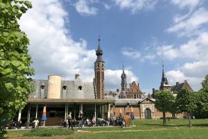 Sterckhof Castle - Bar Stark