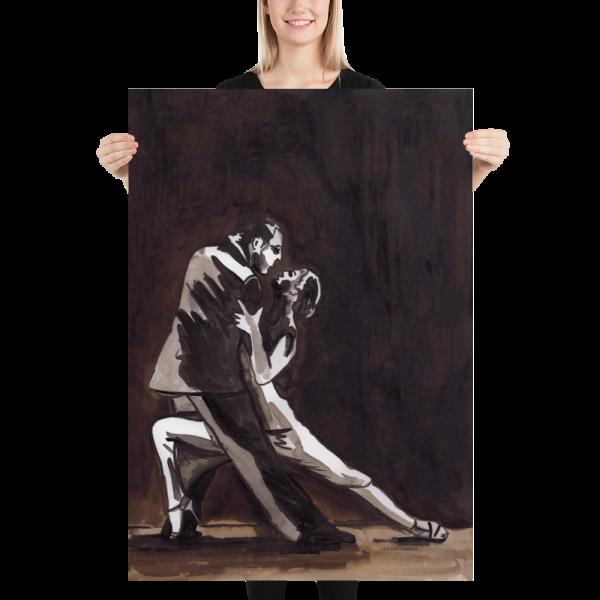 Tango Dance Poster