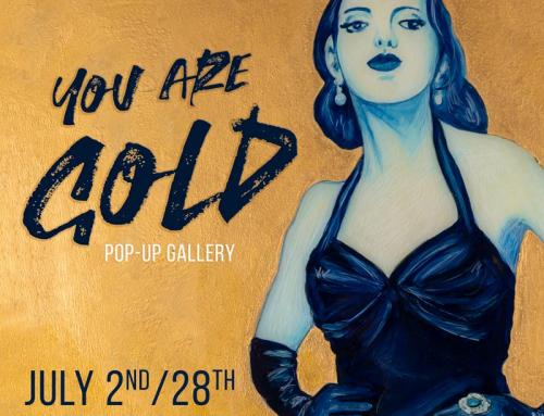 Pop Up Gallery | July 2019 | Kloosterstraat Antwerp