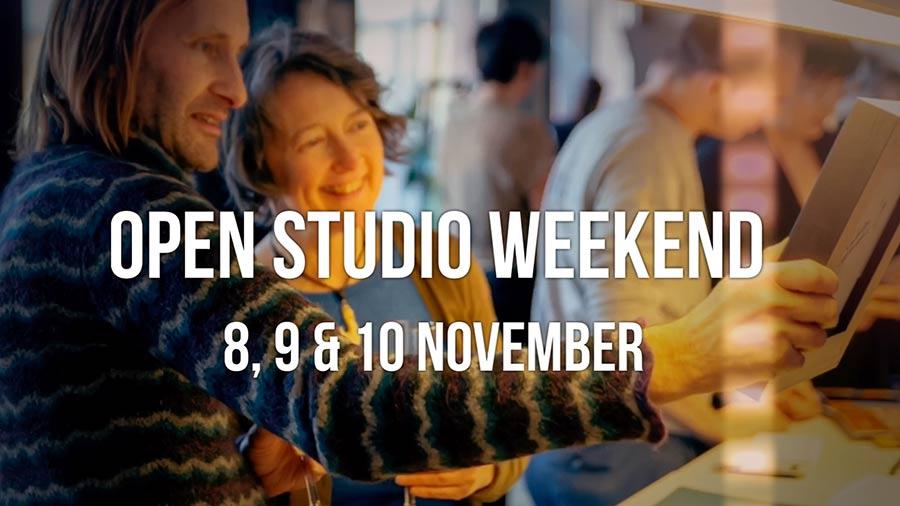 Open Studio Weekend with Art Auction