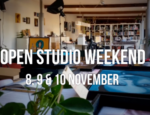 Open Studio Weekend with Art Auction