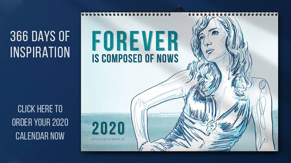Order my 2020 art calendar now