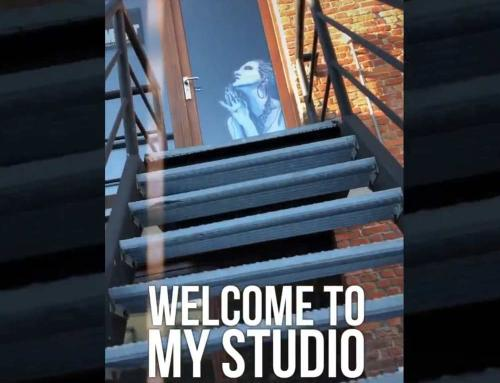 A virtual studio tour
