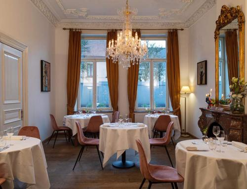 My work @ Restaurant Sarriette