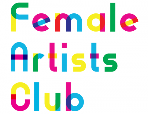 Expo Female Artist Club | Borgerhub, Antwerpen