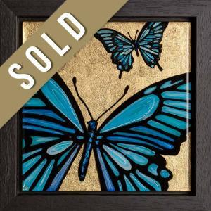 sold small epoxy artwork