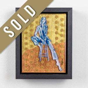 sold epoxy artwork