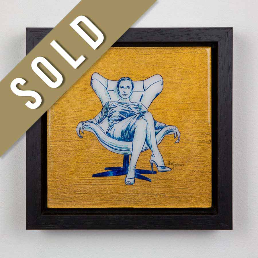 Sold small art