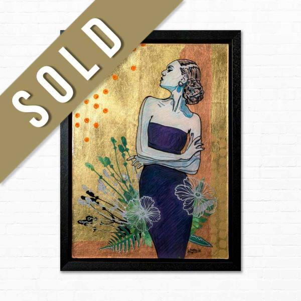 Sold artwork