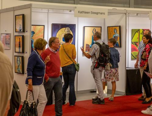 Visit me at Art Eindhoven?